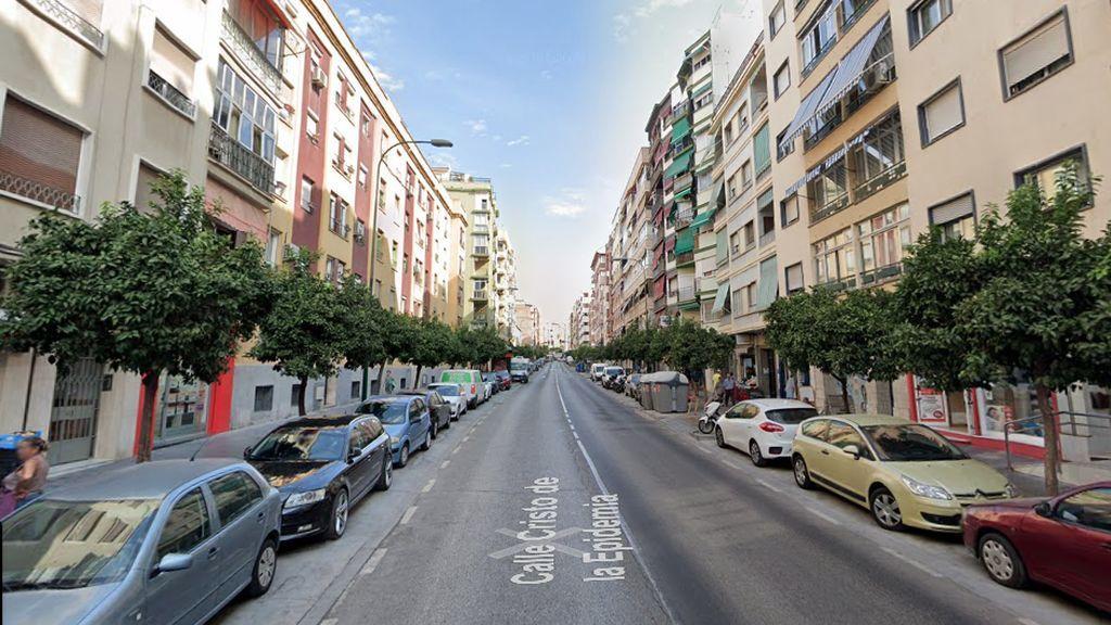 Cristo de la Epidemia (Málaga)