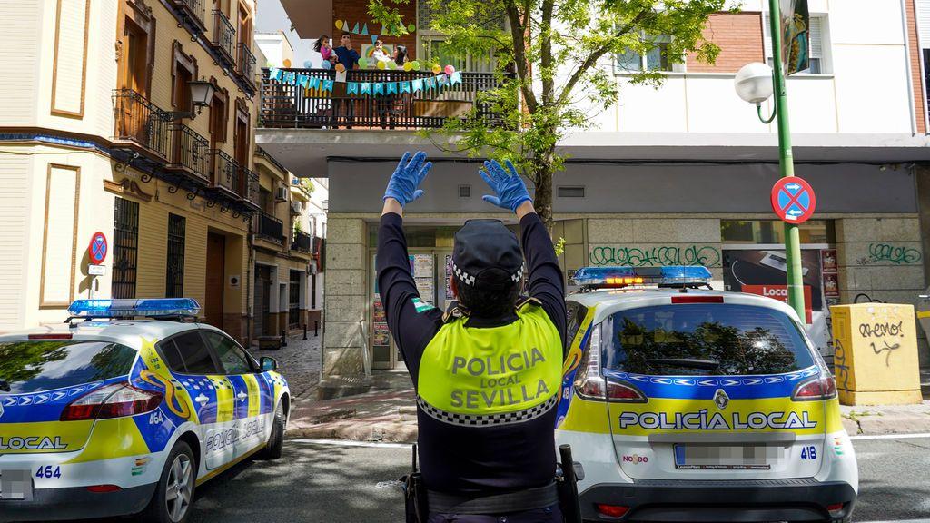 Dudas en la Policía sobre la vigilancia a padres y niños a menos de 48 horas del desconfinamiento infantil