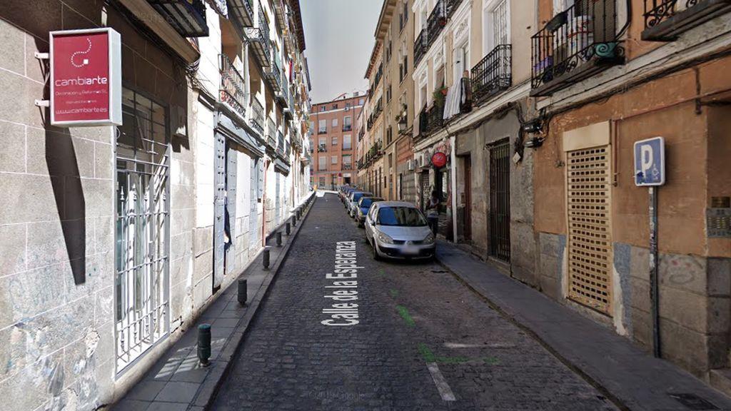 calle esperanza
