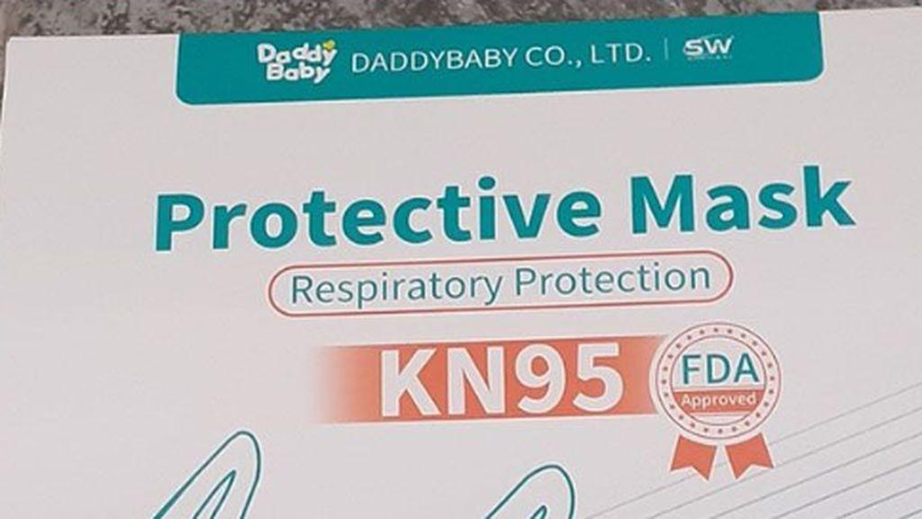 La OCU alerta que  las mascarillas tipo FFP2, de las marcas 'Daddy Baby' y 'Likelove' no cumplen la normativa