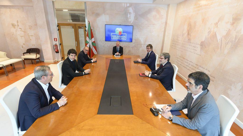Urkullu propone celebrar las elecciones autonómicas en julio