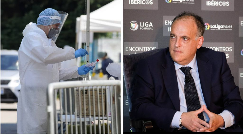 """El CSD pide ejemplaridad a la Liga y asegura que """"será Sanidad quien decida cuándo y quiénes pueden acceder a los test"""""""