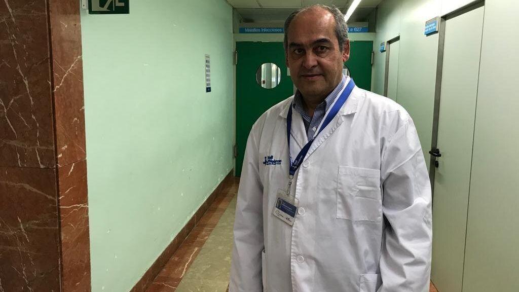 """Benito Almirante, experto en enfermedades infecciosas: """"El impacto de que los niños salgan a la calle sobre la epidemia será mínimo o nulo"""""""