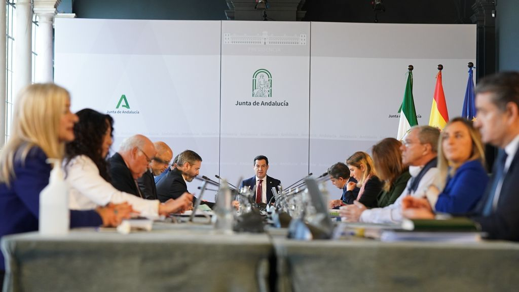 EuropaPress_2836095_reunion_consejo_gobierno_junta_andalucia