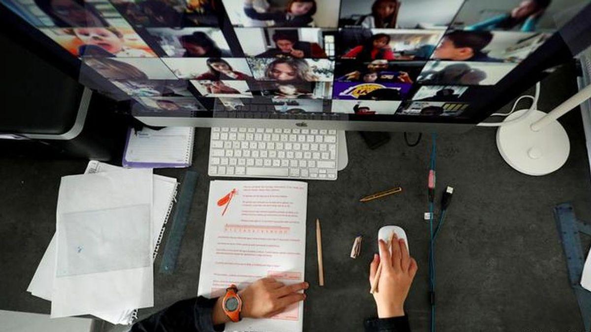 Hartos de las videollamadas: implican más esfuerzo mental  que hablar cara a cara