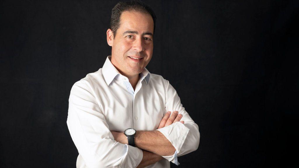 Ovidio Peñalver es psicólogo y psicoterapeuta