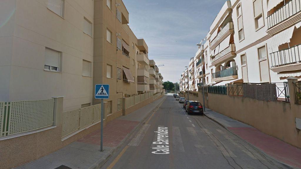 calle Barrendero