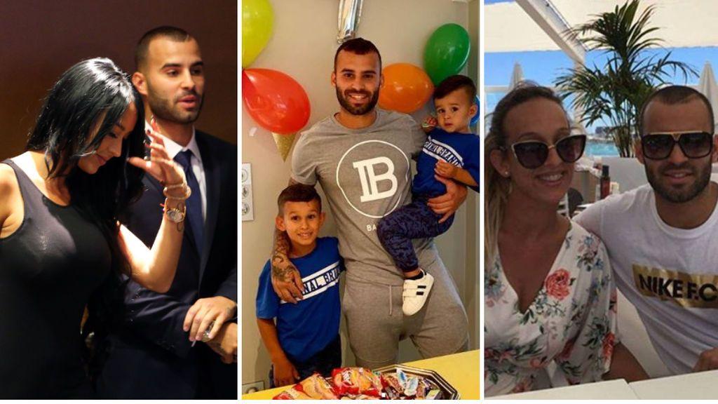 """El peor momento anímico de Jesé: expulsado del Sporting y atacado por las madres de sus hijos: """"Se acabó ser comprensiva, súper padre"""""""
