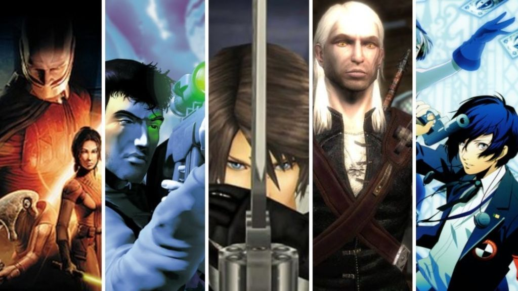 Videojuegos que merecen ya un remake