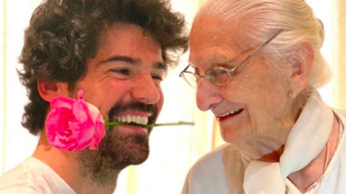 """Miguel Ángel Muñoz sorprende a su """"tata"""" y le presenta en directo a José Coronado: """"Otro día que nunca olvidará"""""""