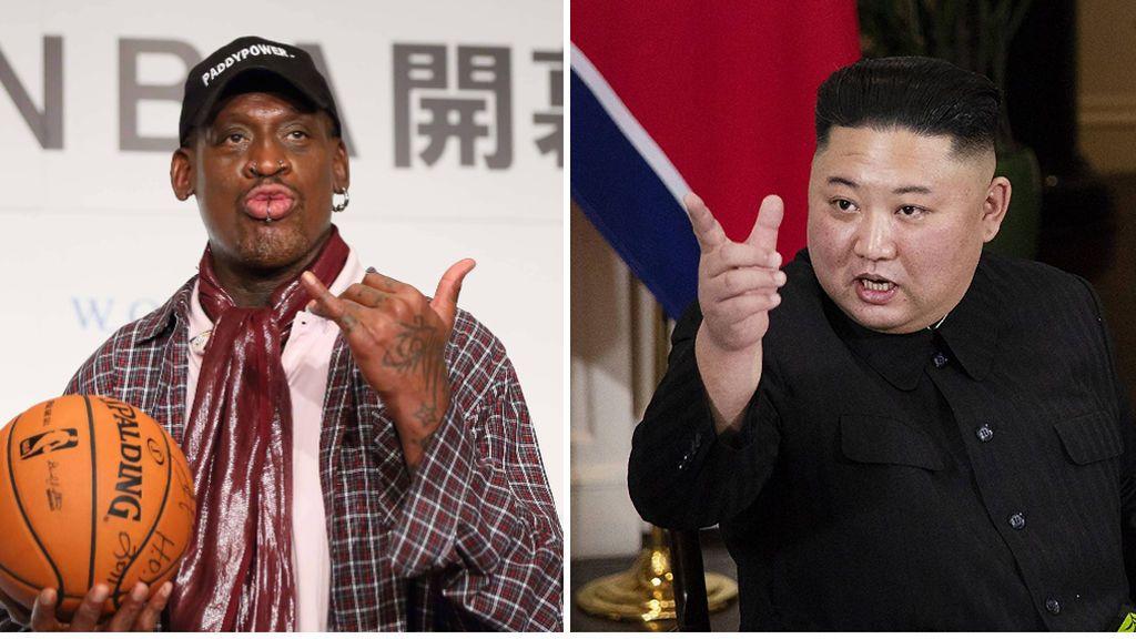 """La preocupación de Dennis Rodman por el delicado estado de salud de su amigo Kim Jong-Un: """"Espero que sea solo un rumor"""""""