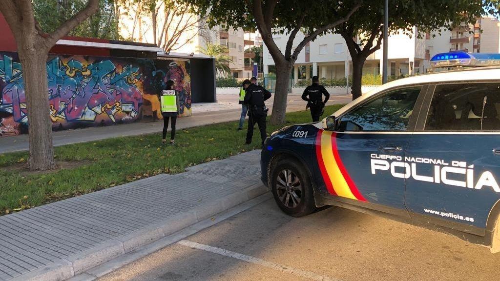 Detenido por violar, amenazar con un cuchillo y golpear a su expareja en Valencia