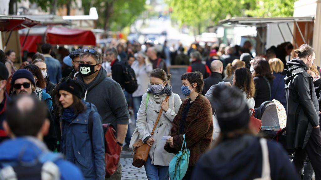 Alemania supera los 150.000 contagiados y registra más de 5.300 muertes por coronavirus