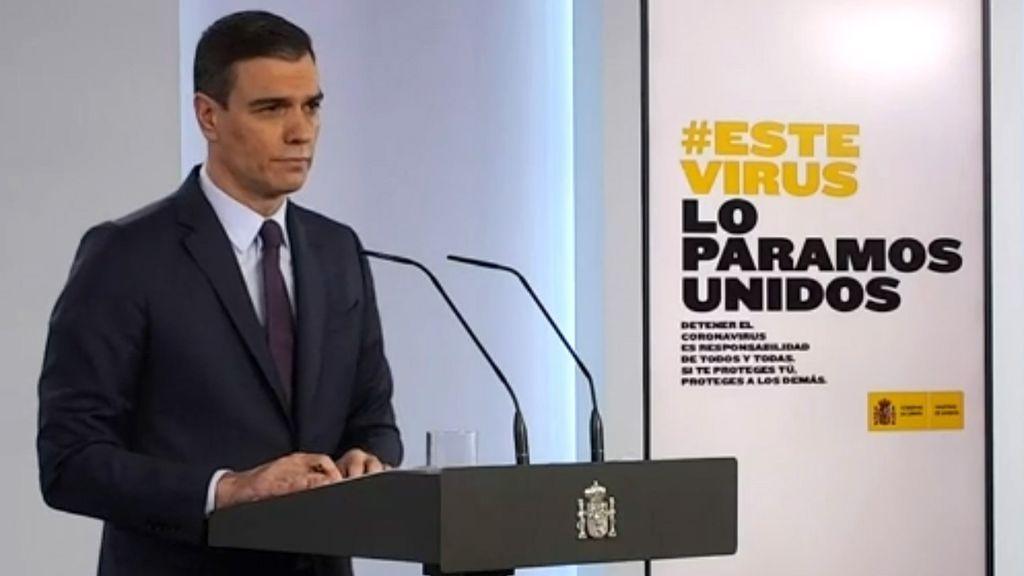 Casado y varios presidentes autonómicos critican el anuncio de desescalada de Sánchez