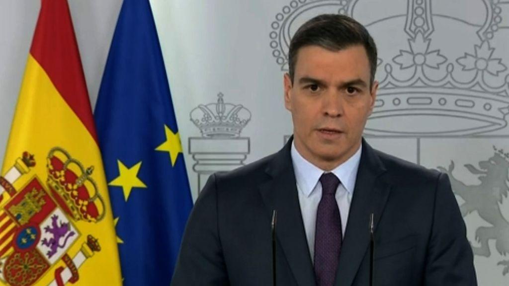 Sánchez anuncia opción de salir a hacer deporte y de pasear tras el 2 de mayo