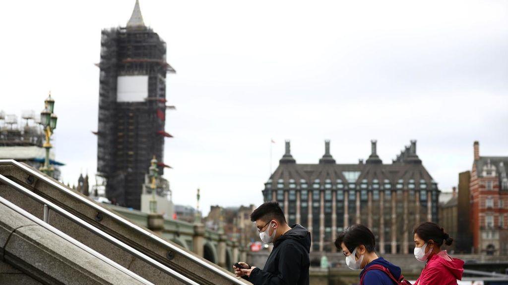 Reino Unido supera ya el umbral de los 20.000 muertos por coronavirus