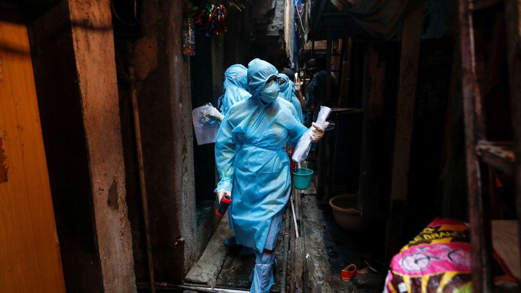 Casi 200.000 fallecidos en el mundo por el coronavirus