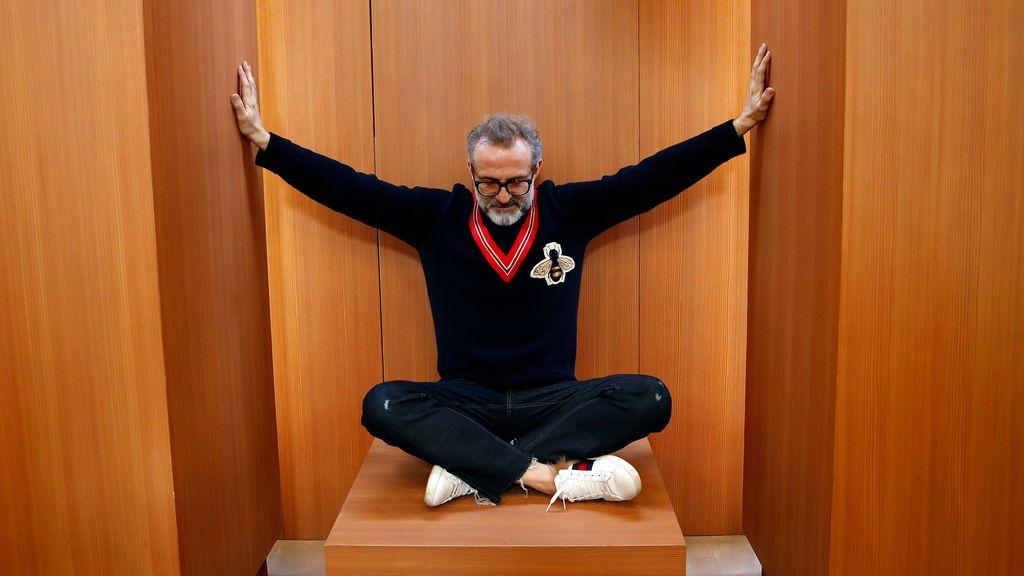 "Massimo Bottura: ""Nos espera una etapa de libertad, como en la época de los Beatles"""