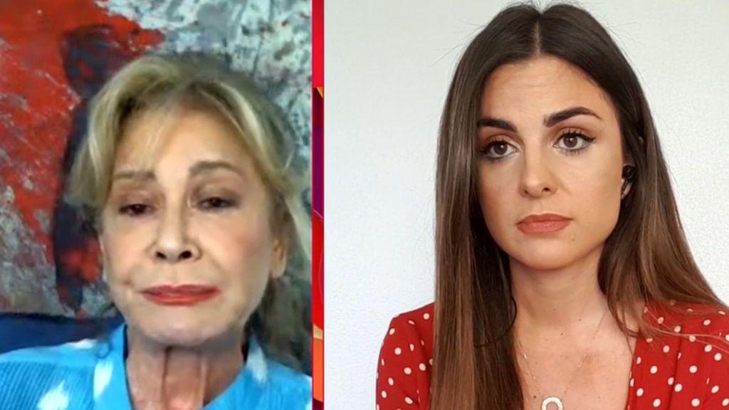 El zasca de Mila Ximénez a Alexia Rivas