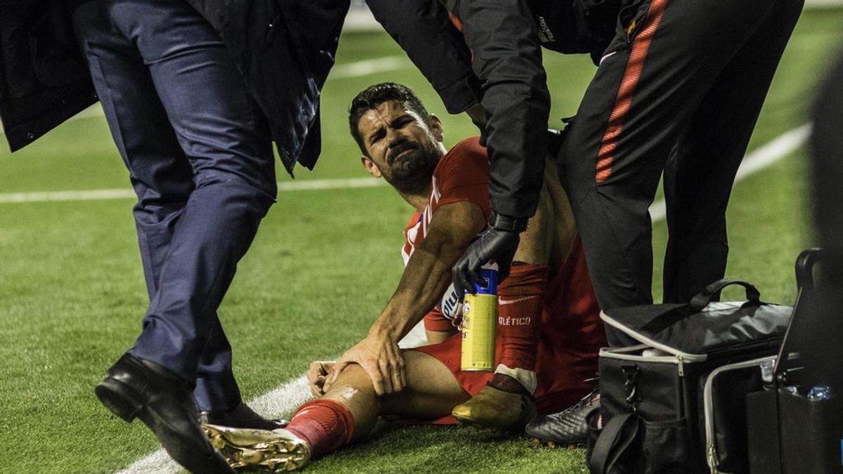"""Diego Costa aclara su famoso tratamiento de la placenta de caballo en la final de Champions: """"Fue verdad, algo muy duro y doloroso"""""""