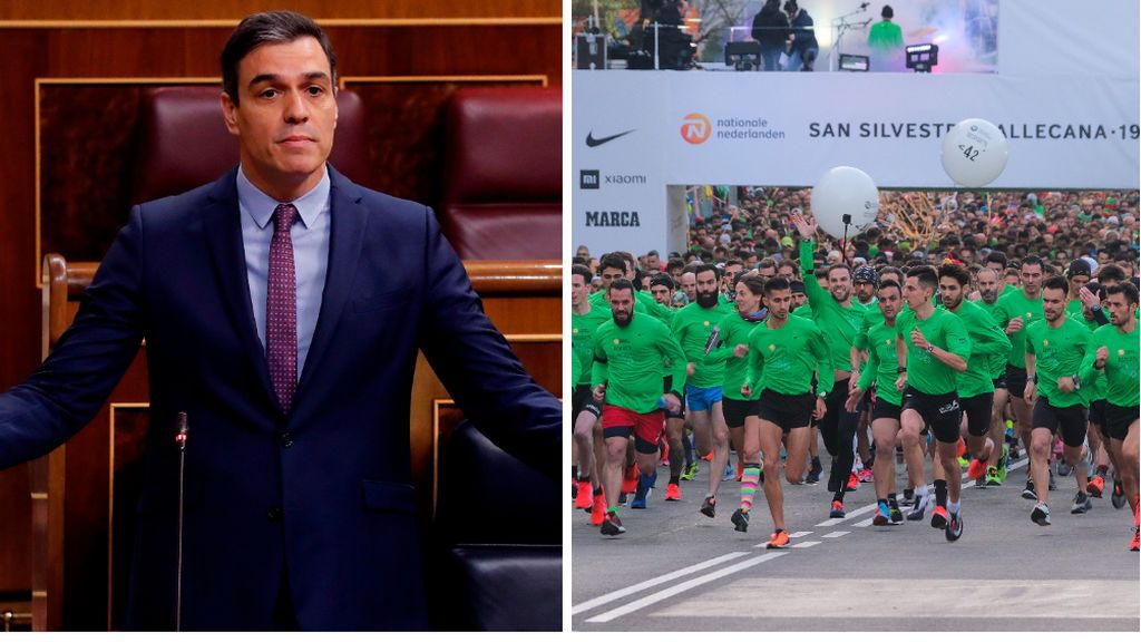Pedro Sanchez anuncia que se podrá hacer deporte a partir del próximo 2 de mayo: estas serán las condiciones