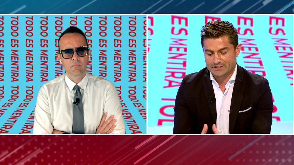 """El cabreo de Risto Mejide con Alfonso Merlos: """"Me llevo una tremenda decepción contigo"""""""