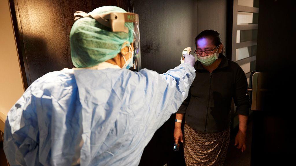 El número de muertos diarios por coronavirus en España baja a mínimos: 288 en las últimas 24 horas