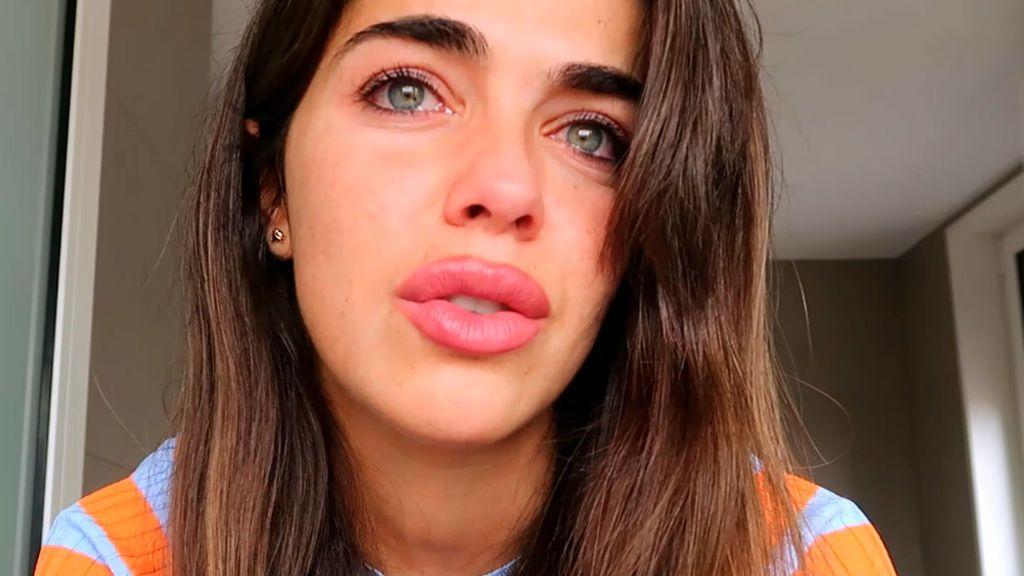 Violeta Mangriñán 'MyHyV' revela su problema con la comida