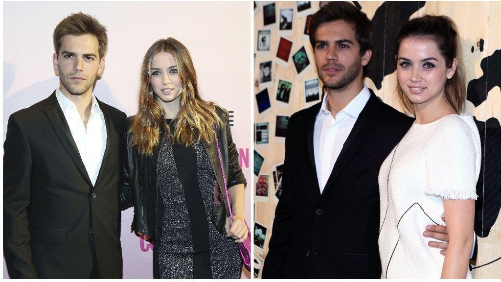 Ana estuvo casada durante dos años con Marc Clotet.