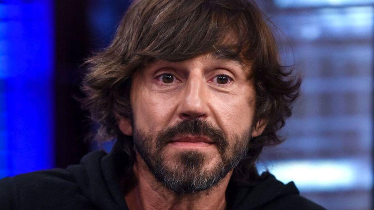"Santi Millán: ""Mi padre falleció hace unas semanas por corovonavirus"""