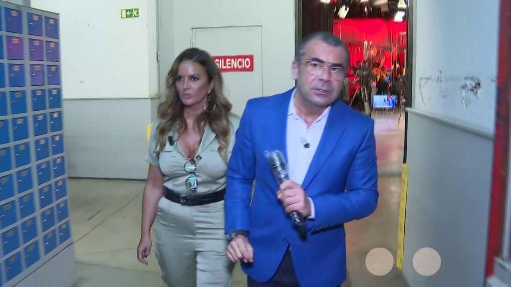 Jorge Javier y Marta López