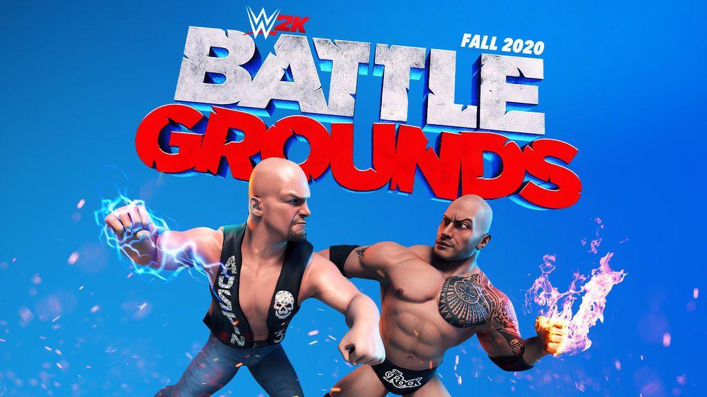 Anunciado WWE 2K Battlegrounds: el wrestling se pasa al arcade