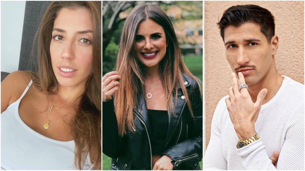 Alexia Rivas, Karelys, Tablada o Gianmarco: famosos por ser 'terceros en discordia'