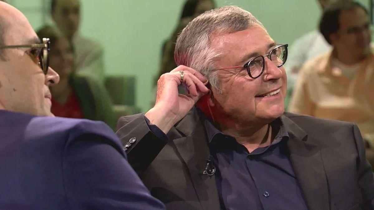 Los televisivos tampoco olvidan a Michael Robinson: Risto Mejide, Buenafuente, Ana Rosa...