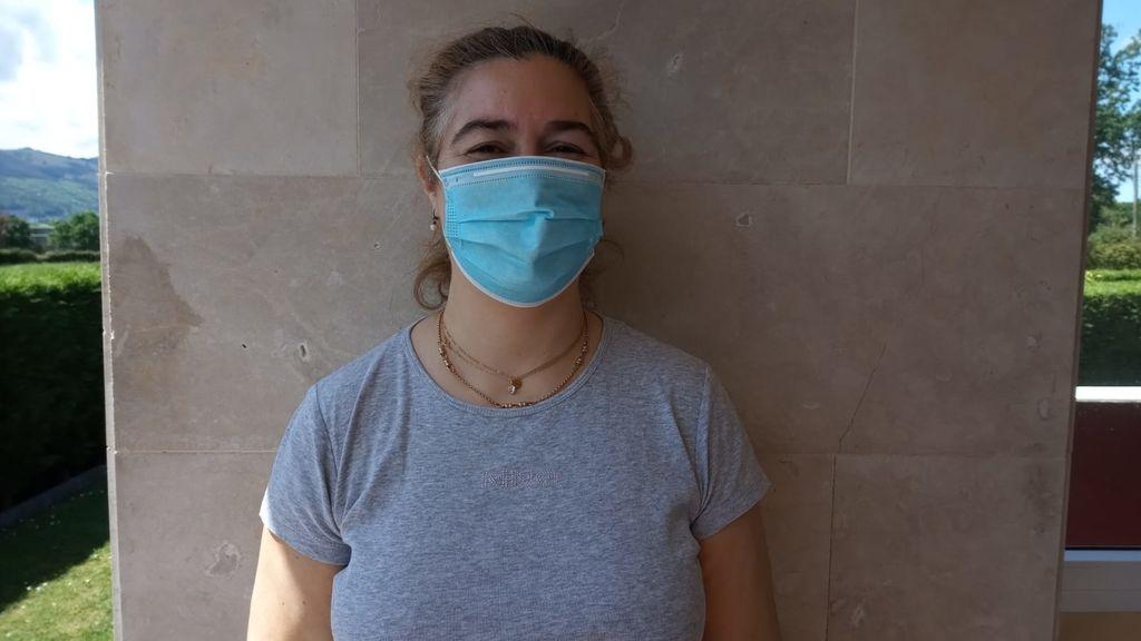 Ana Belén Martínez, una de las españolas que se ha sometido al test.