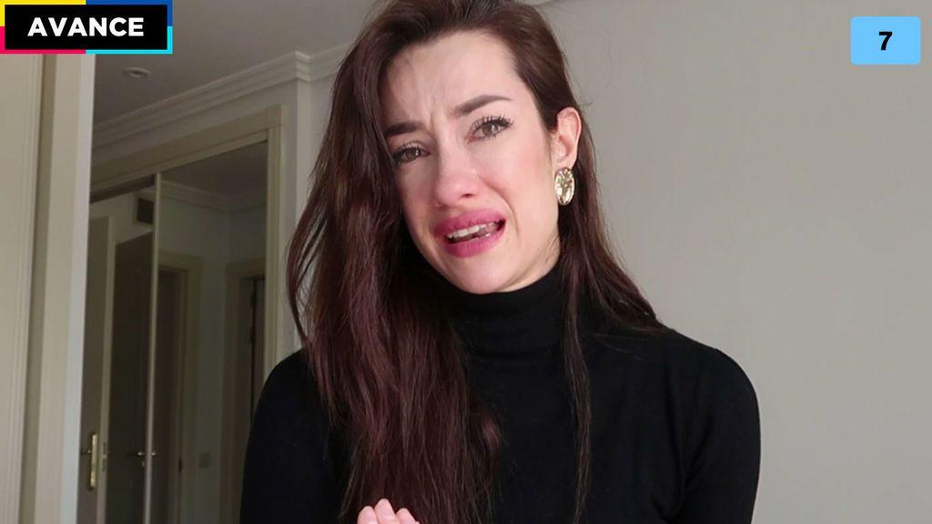 Avance | Adara rompe a llorar por todo lo que está sucediendo en su vida
