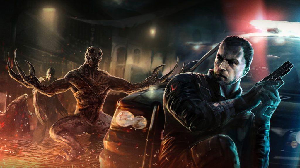 Daymare 1998 para PS4: disparando zombis como en los 90