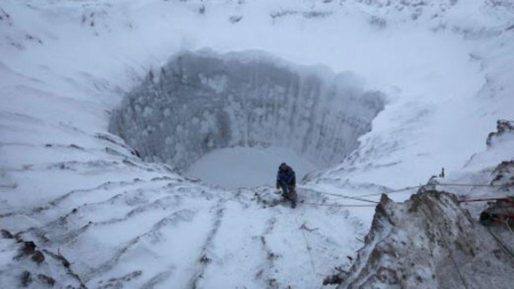 Bajo el permafrost se han hallados virus que habían permanecido inactivos durante años
