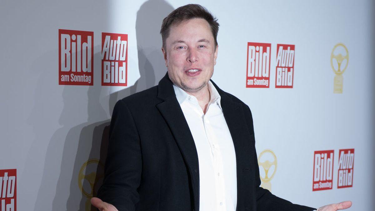 Elon Muks, consejero delegado de Tesla