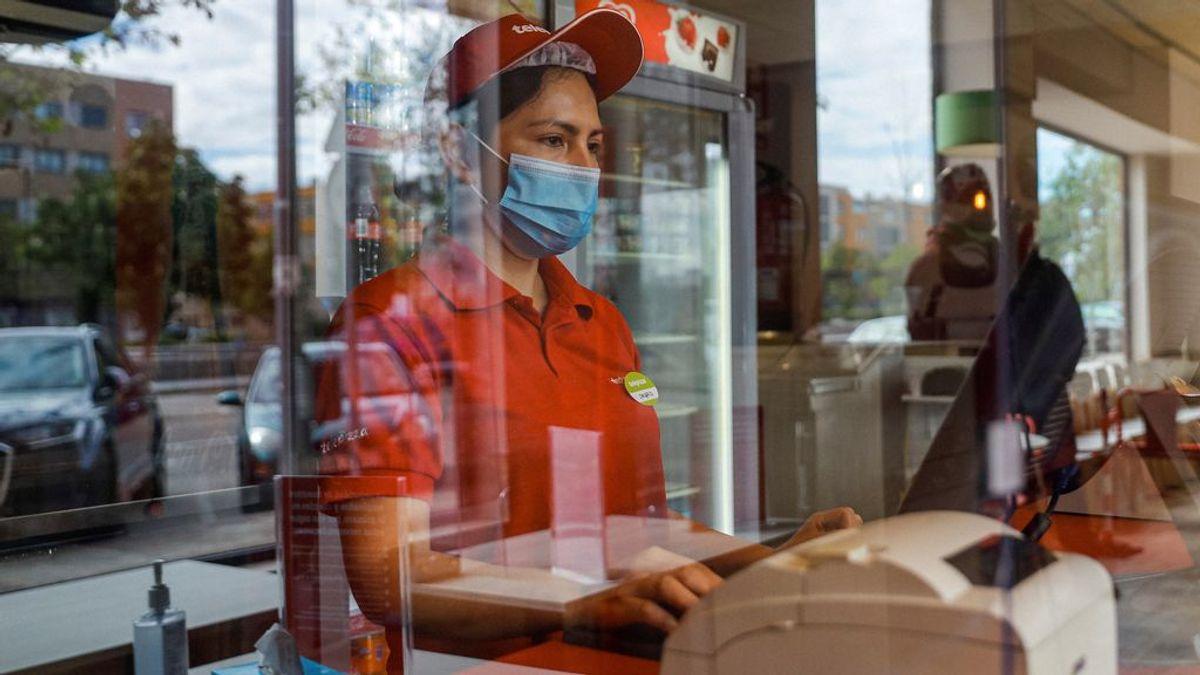 Las mamparas, pieza clave en la fase de desescalada ante el riesgo del coronavirus