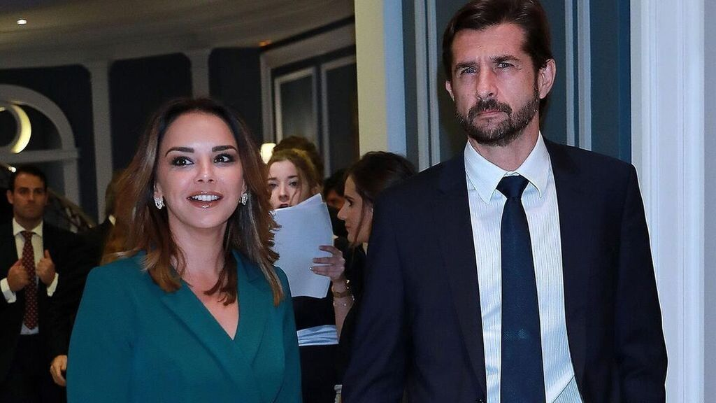 Chenoa y Miguel Sánchez Encinas.