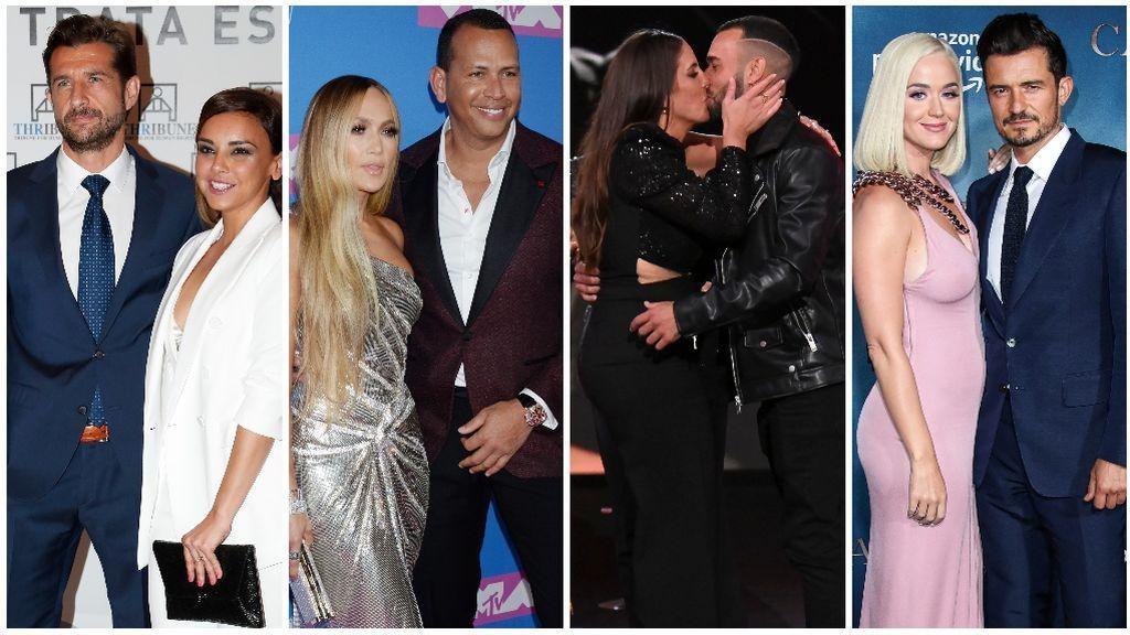 Los famosos que han tenido que posponer su boda por el coronavirus.