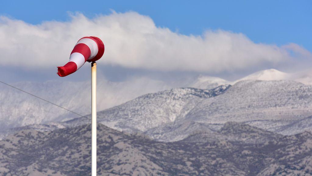 Viento en el norte y el este de España: las rachas podrán alcanzar los 100 km/hora