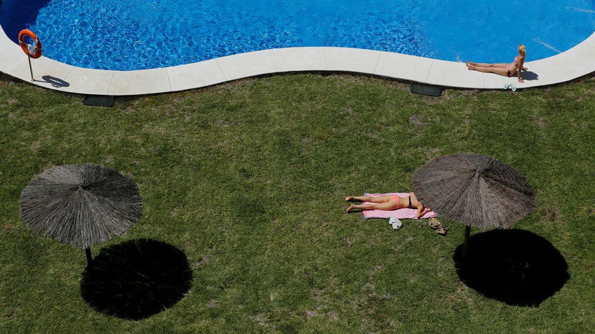 """La apertura de piscinas según los administradores de fincas: """"Creo que sí, pero con restricciones y no en el periodo habitual!"""