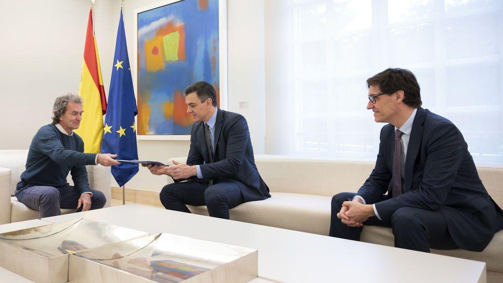 El Gobierno responsabiliza a la OCDE de situar por error a España entre los países que hacen más test