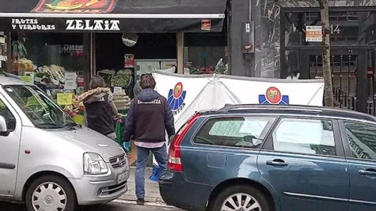 Muere un anciano apuñalado por un hombre de 81 años en Bilbao