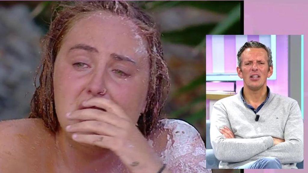 """Joaquín Prat, de Rocío Flores: """"Veo a una chica que necesita a su madre"""""""