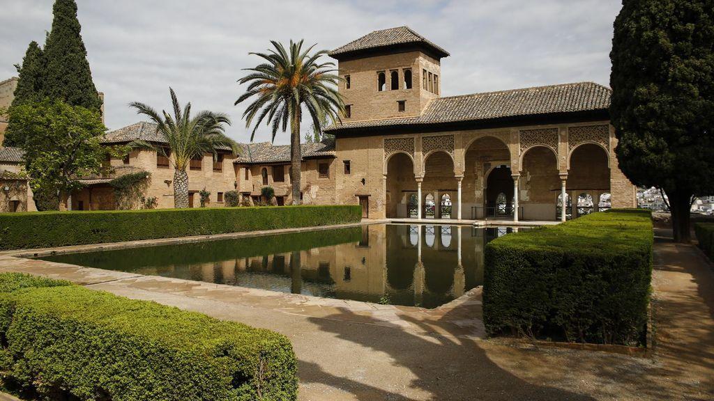La Alhambra  y el Generalife abrirán en la fase 2 con un tercio del aforo y sin visitantes de fuera