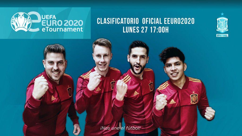 Selección Española de eFootball PES 2020