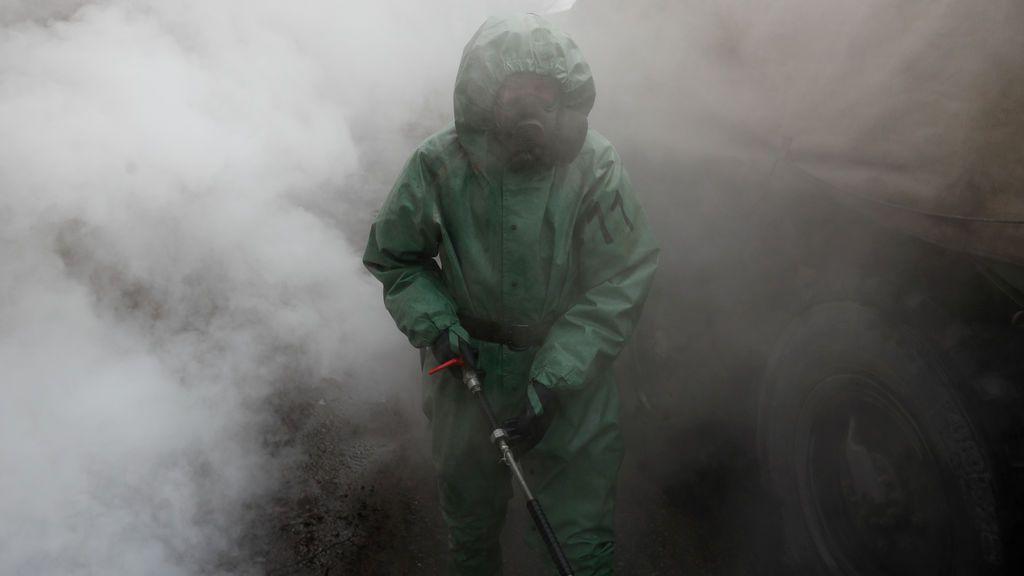 Abrir ventanas y desinfectar los baños, claves para reducir la transmisión aérea del coronavirus